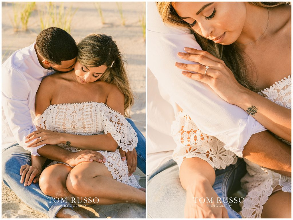 Engagement Session Long Beach Island NJ