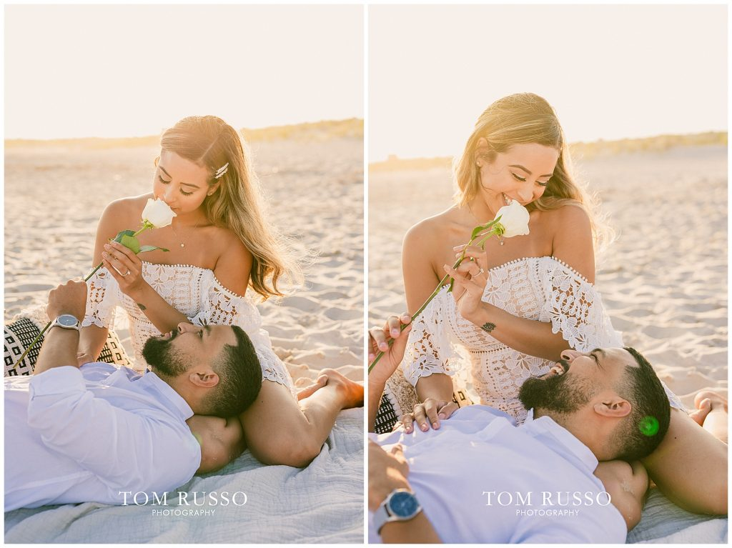 Joel and Lillie Engagement Session Long Beach Island NJ 136