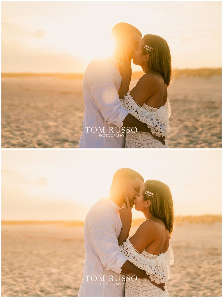 Joel and Lillie Engagement Session Long Beach Island NJ 143