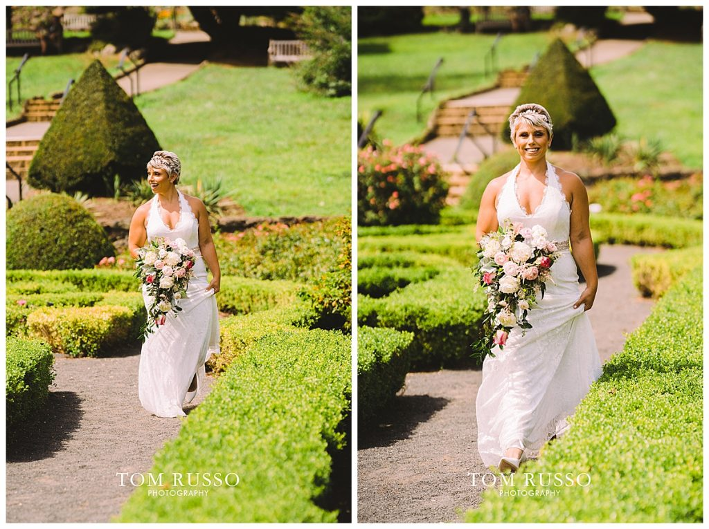 Maria and Thomas Wedding Deep Cut Gardens Middletown NJ 113