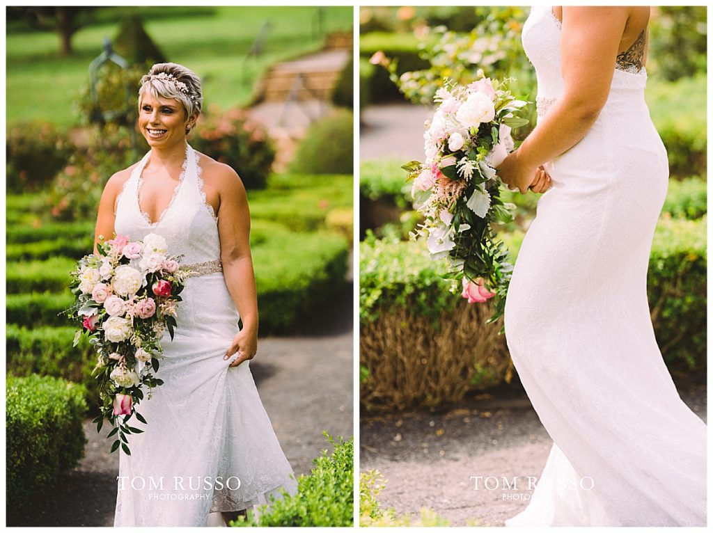 Maria and Thomas Wedding Deep Cut Gardens Middletown NJ 114