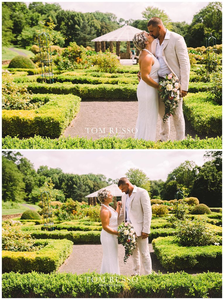 Maria and Thomas Wedding Deep Cut Gardens Middletown NJ 116