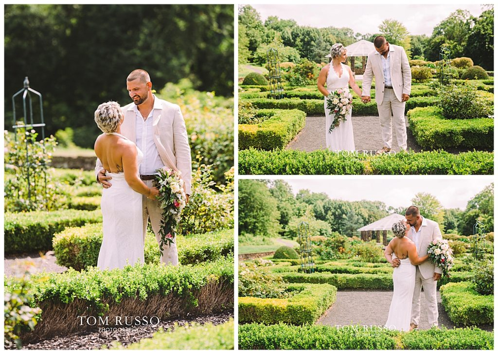 Maria and Thomas Wedding Deep Cut Gardens Middletown NJ 119