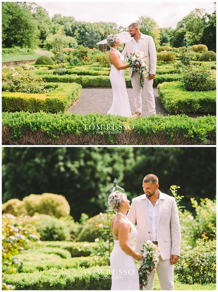 Maria and Thomas Wedding Deep Cut Gardens Middletown NJ 120