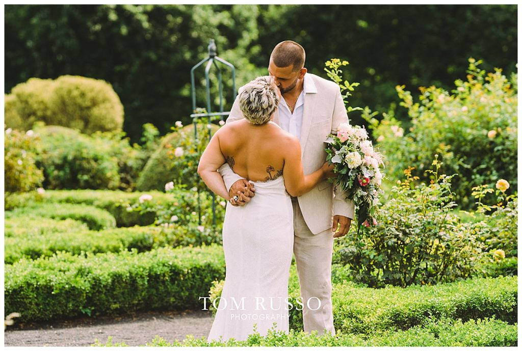 Maria and Thomas Wedding Deep Cut Gardens Middletown NJ 121