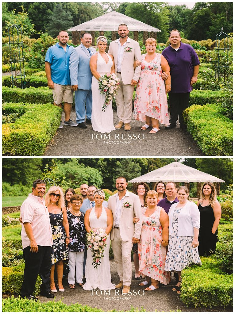 Maria and Thomas Wedding Deep Cut Gardens Middletown NJ 144