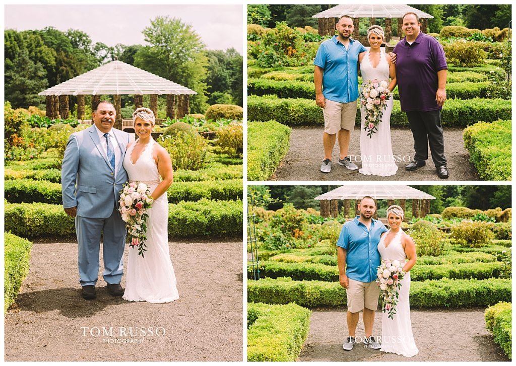 Maria and Thomas Wedding Deep Cut Gardens Middletown NJ 146
