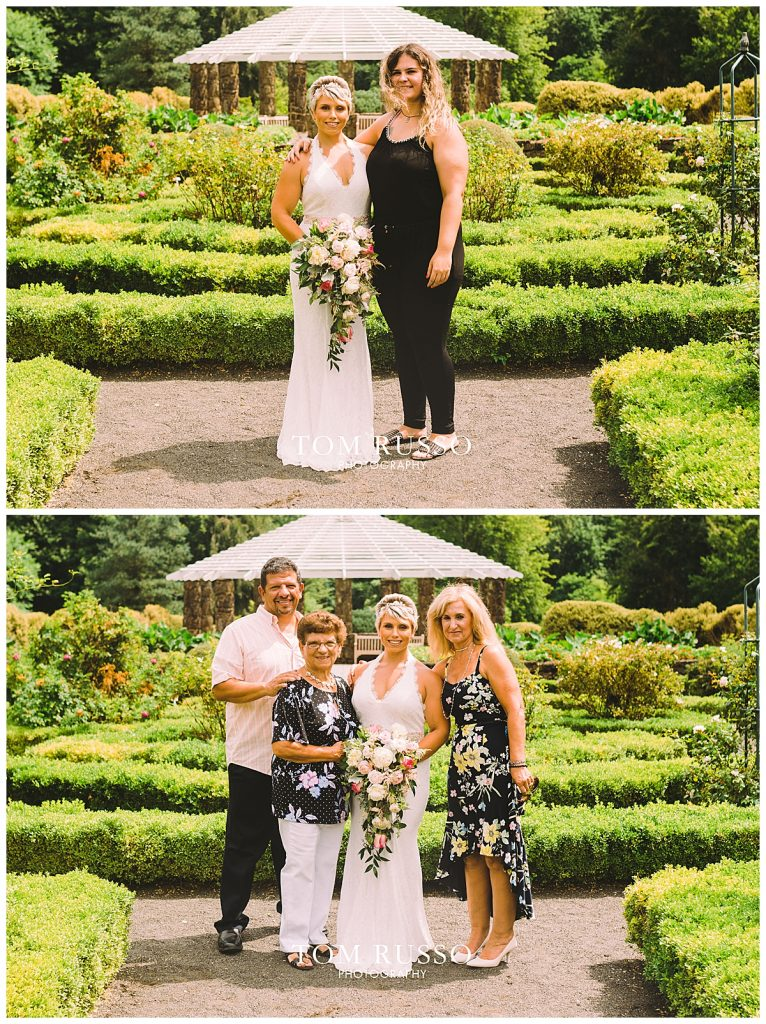 Maria and Thomas Wedding Deep Cut Gardens Middletown NJ 148
