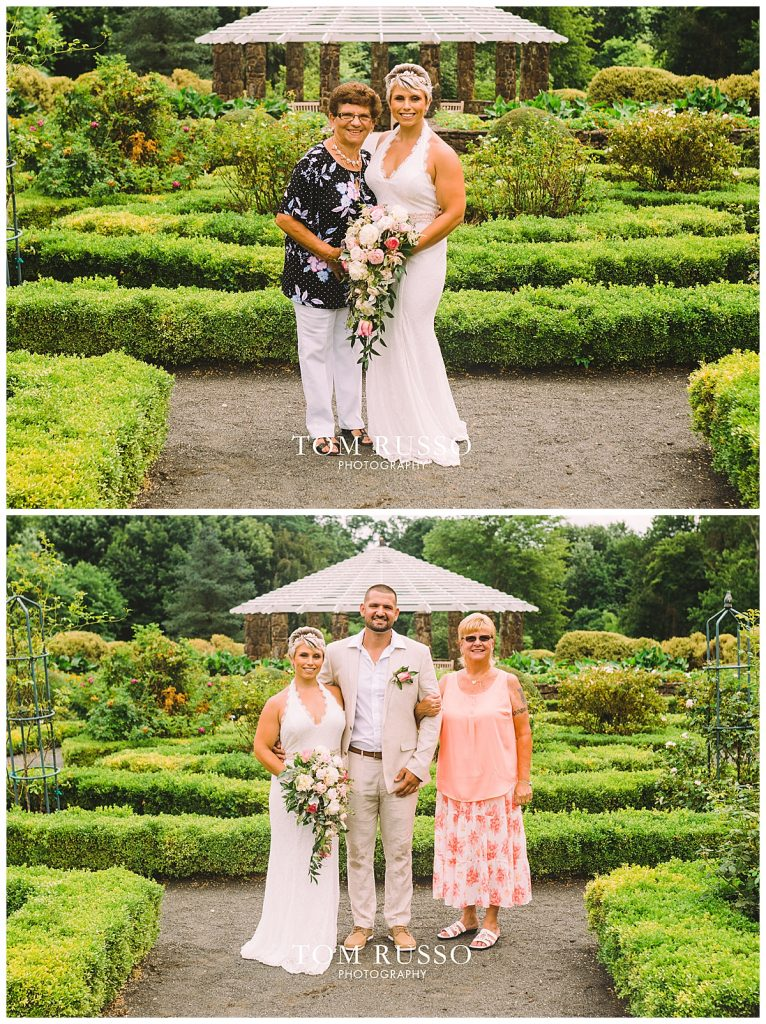 Maria and Thomas Wedding Deep Cut Gardens Middletown NJ 149