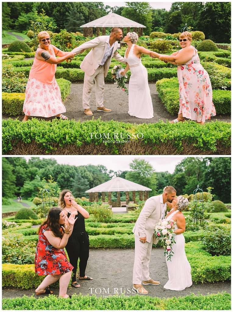 Maria and Thomas Wedding Deep Cut Gardens Middletown NJ 153