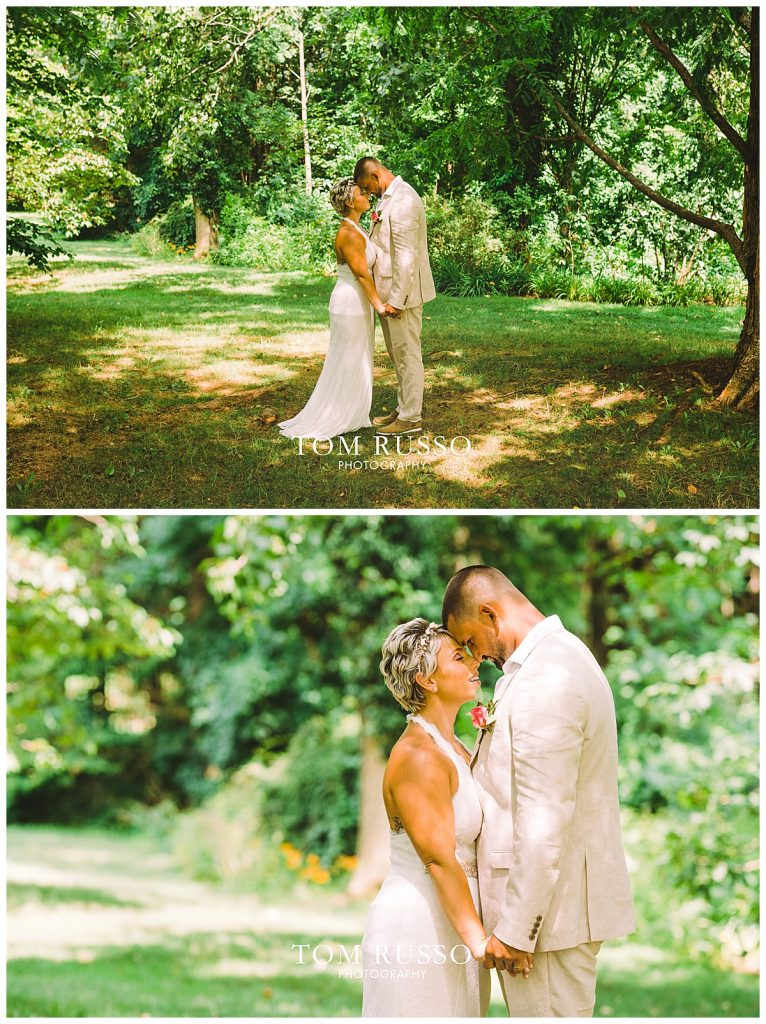 Maria and Thomas Wedding Deep Cut Gardens Middletown NJ 138