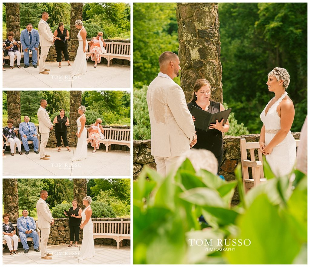 Maria and Thomas Wedding Deep Cut Gardens Middletown NJ 123