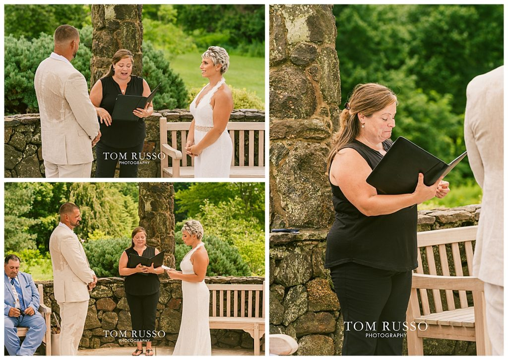 Maria and Thomas Wedding Deep Cut Gardens Middletown NJ 125