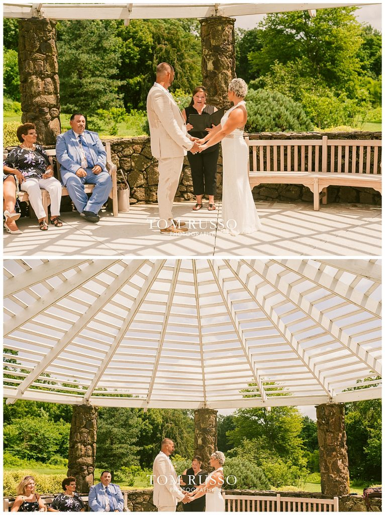 Maria and Thomas Wedding Deep Cut Gardens Middletown NJ 128