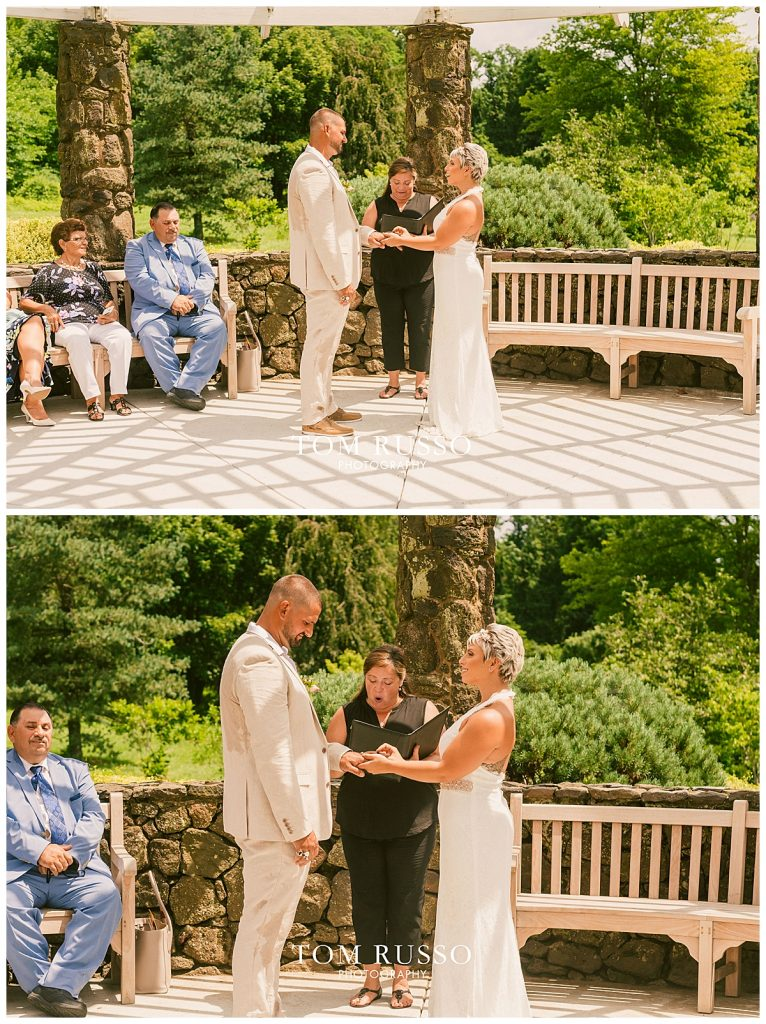 Maria and Thomas Wedding Deep Cut Gardens Middletown NJ 129