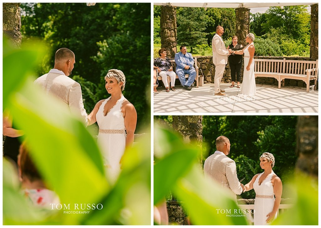 Maria and Thomas Wedding Deep Cut Gardens Middletown NJ 130