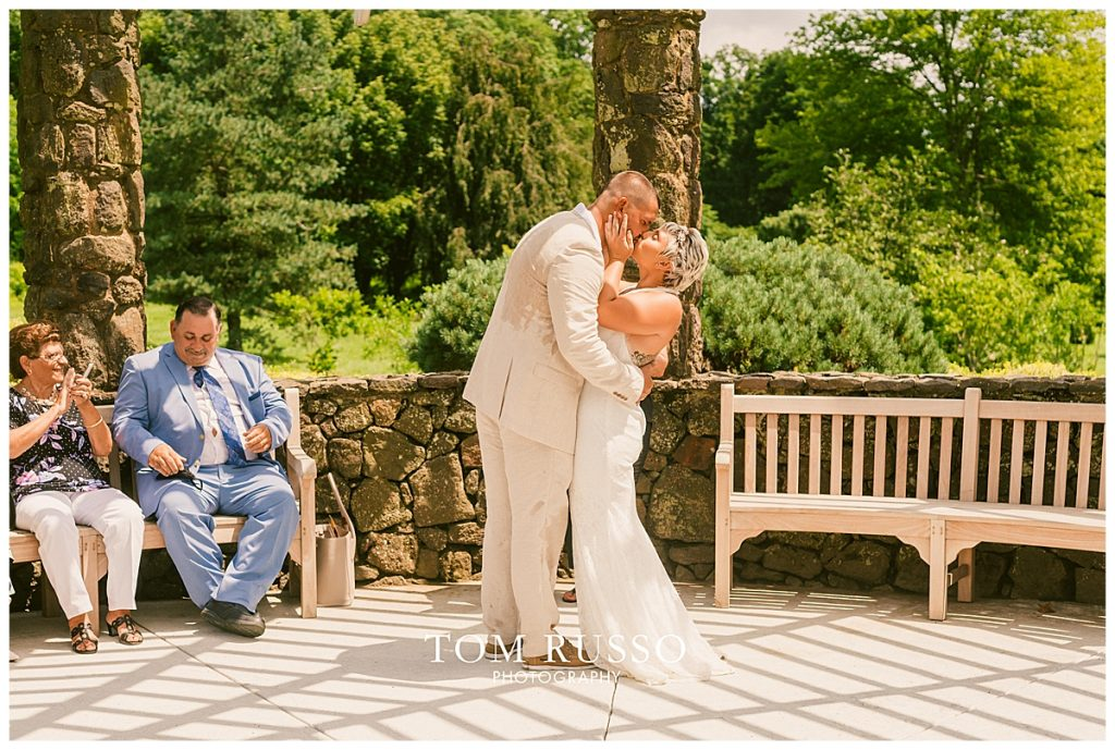 Maria and Thomas Wedding Deep Cut Gardens Middletown NJ 131