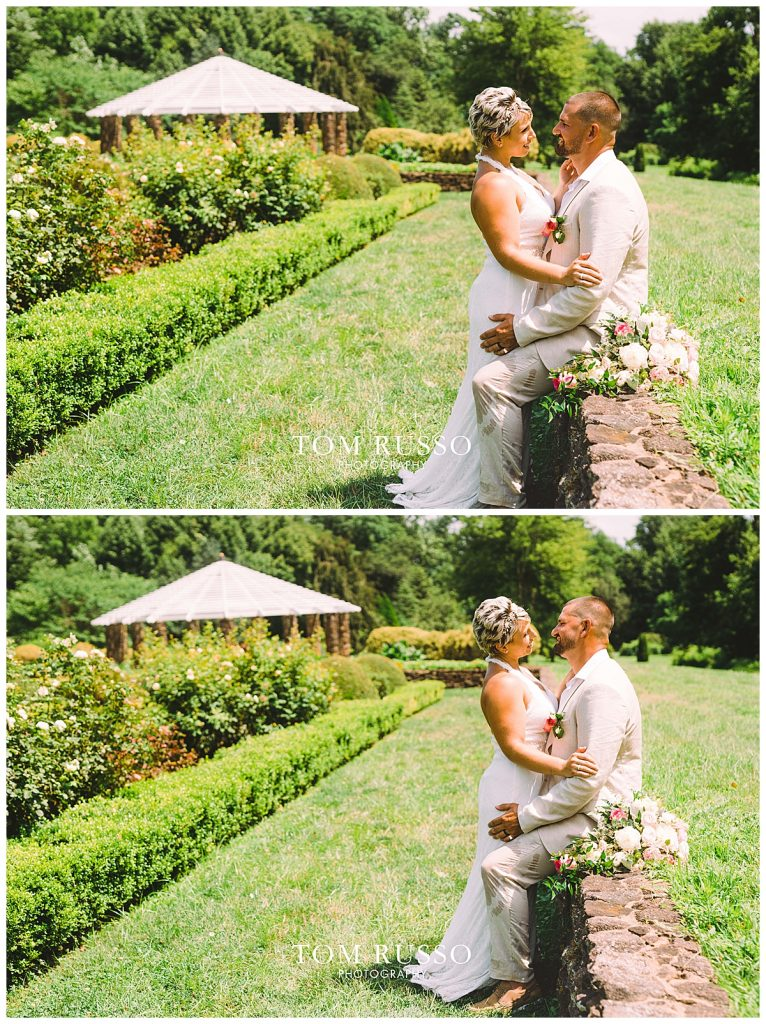 Maria and Thomas Wedding Deep Cut Gardens Middletown NJ 156