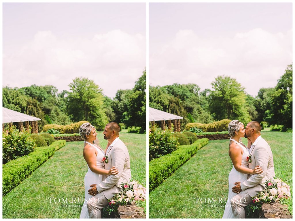 Maria and Thomas Wedding Deep Cut Gardens Middletown NJ 157