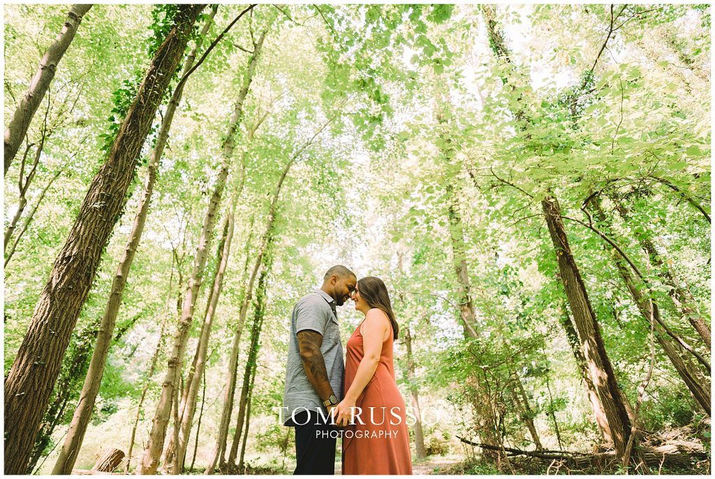 Melissa & Adrian Engagement Session Sayen Gardens Hamilton NJ 89
