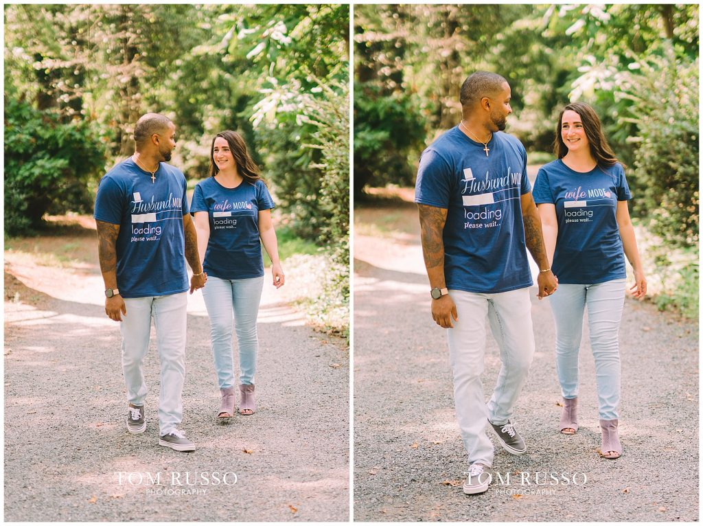 Melissa & Adrian Engagement Session Sayen Gardens Hamilton NJ 93