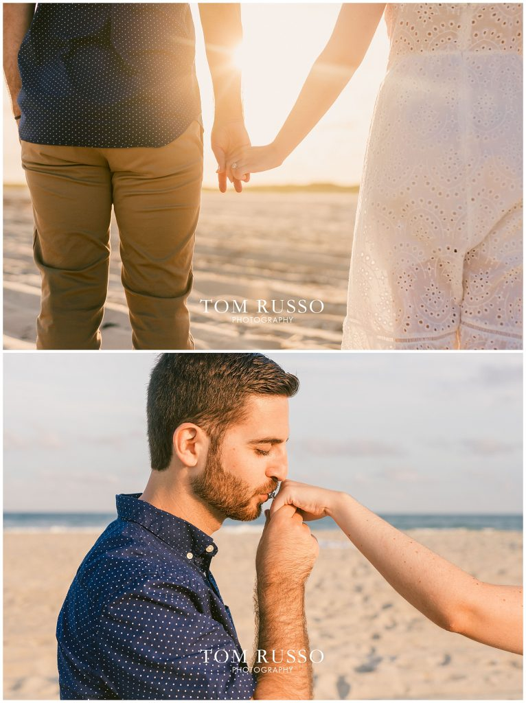 Engagement Session Long Beach Island