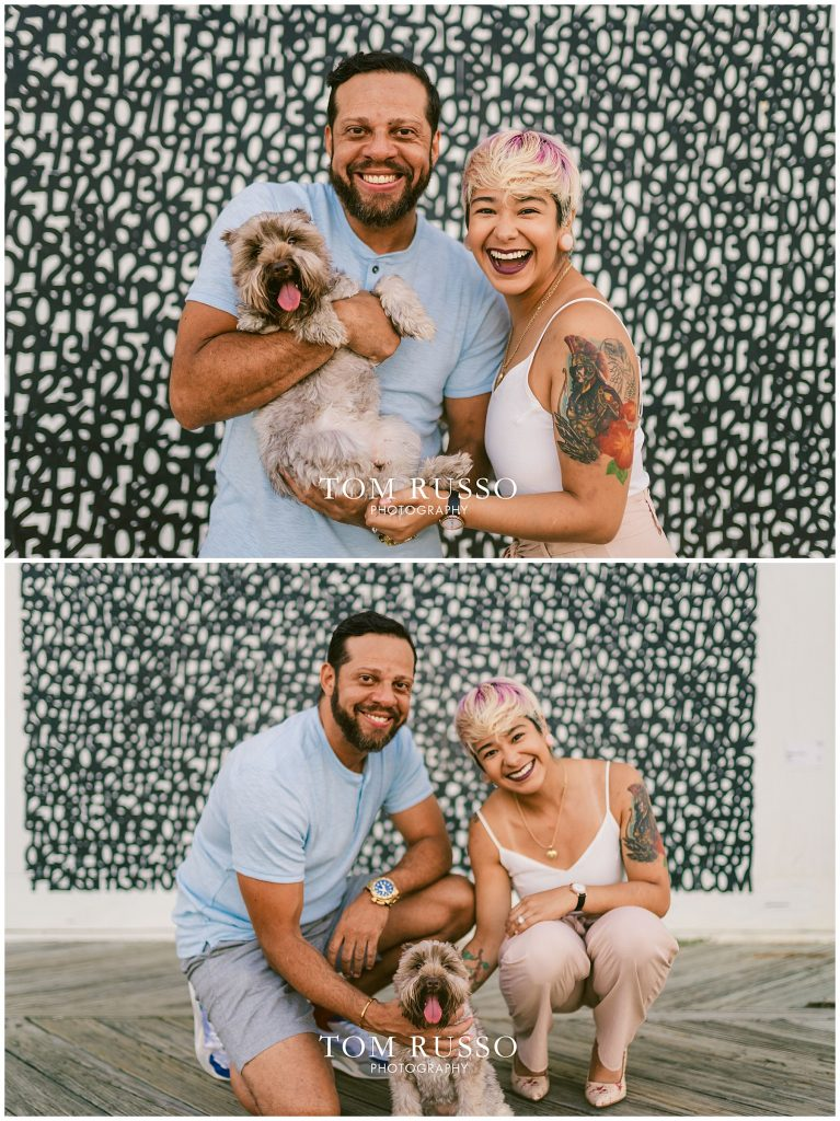 7 Fun Tips to Including Your Furbaby Into Your Engagement Session 11