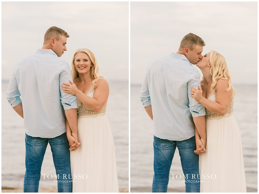 Engagement Session Cliffwood Beach NJ