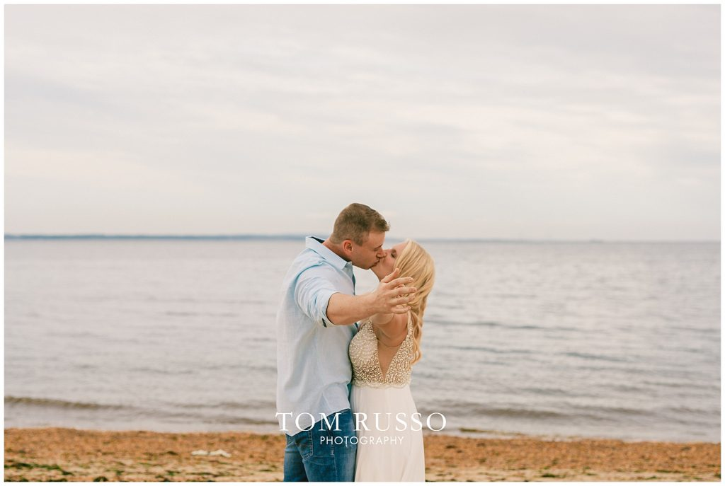 Justin & Lori Engagement Session Cliffwood Beach NJ 52