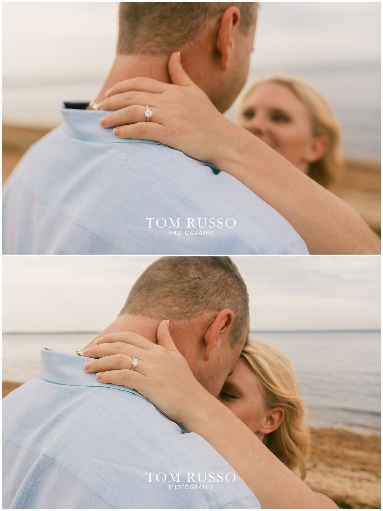 Justin & Lori Engagement Session Cliffwood Beach NJ 55