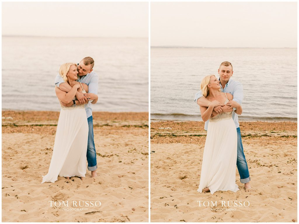 Justin & Lori Engagement Session Cliffwood Beach NJ 60
