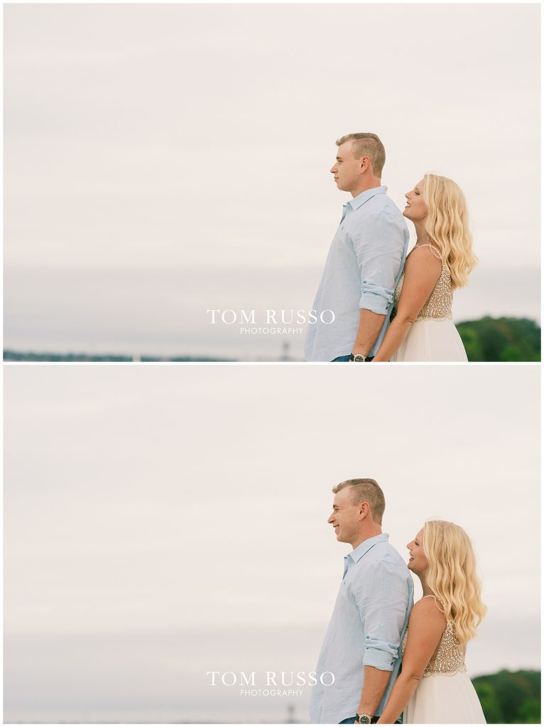 Justin & Lori Engagement Session Cliffwood Beach NJ 61
