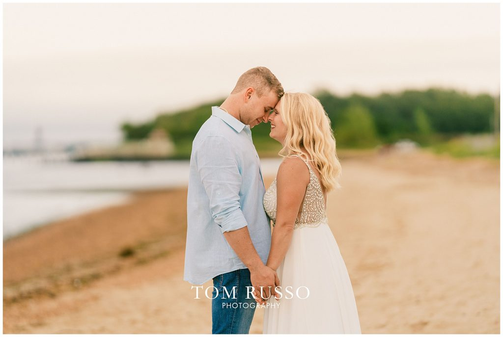 Justin & Lori Engagement Session Cliffwood Beach NJ 63