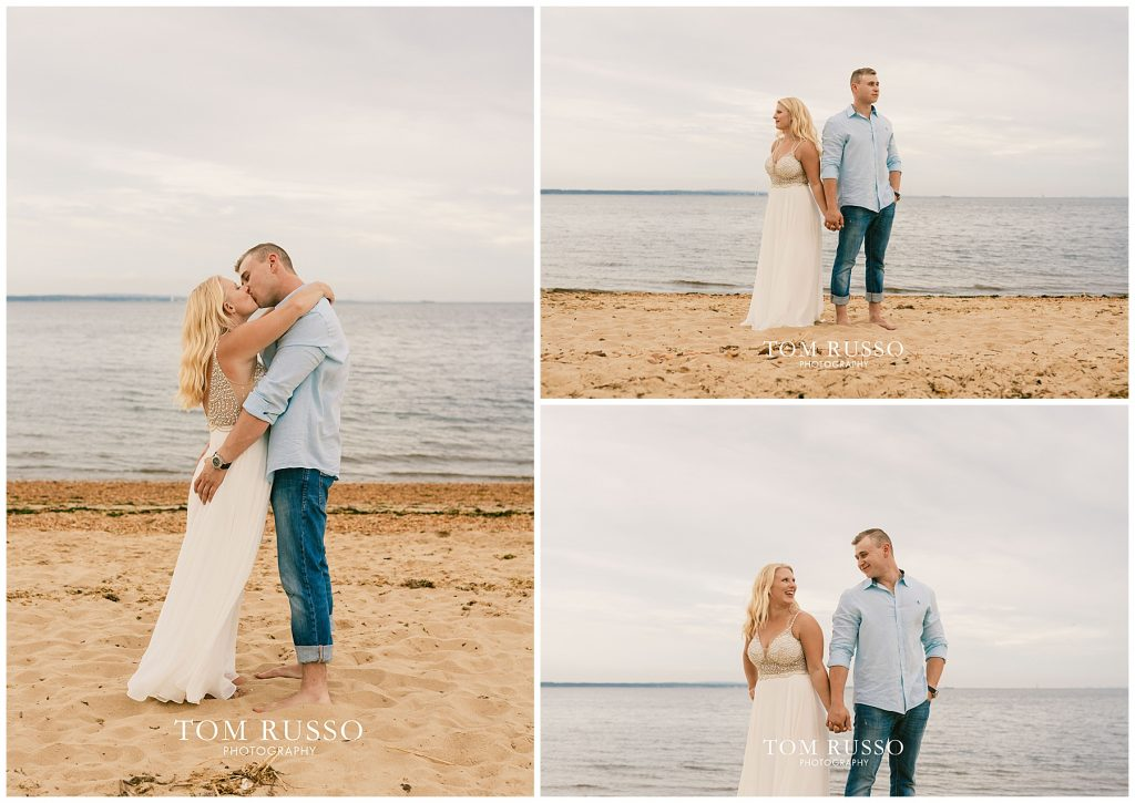 Justin & Lori Engagement Session Cliffwood Beach NJ 67