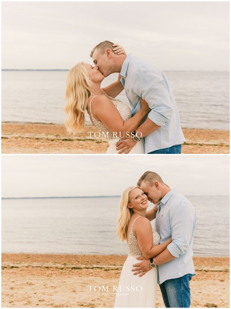 Justin & Lori Engagement Session Cliffwood Beach NJ 68