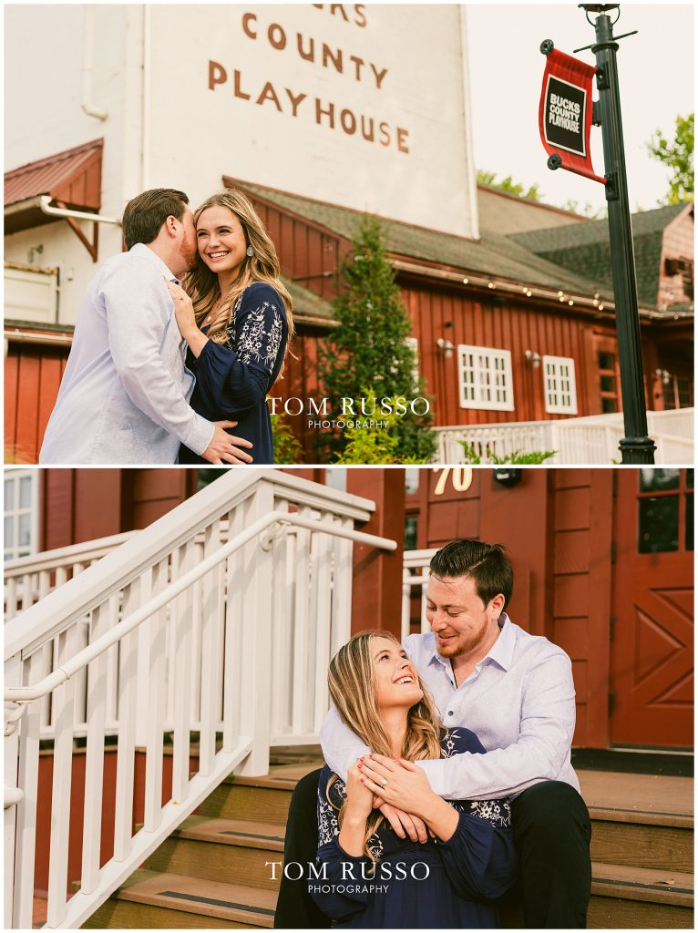 Sam & Ryan Engagement Session New Hope PA 74
