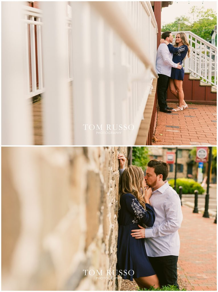 Sam & Ryan Engagement Session New Hope PA 77