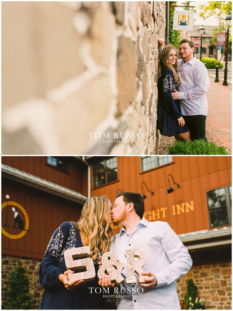 Sam & Ryan Engagement Session New Hope PA 79