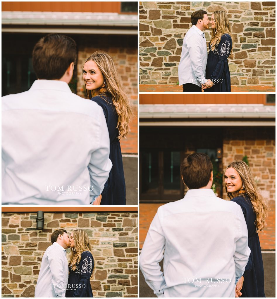 Sam & Ryan Engagement Session New Hope PA 85