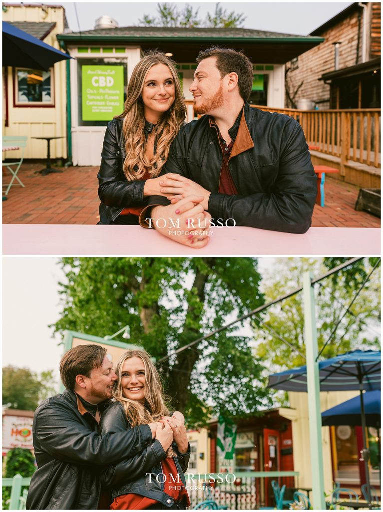 Sam & Ryan Engagement Session New Hope PA 87