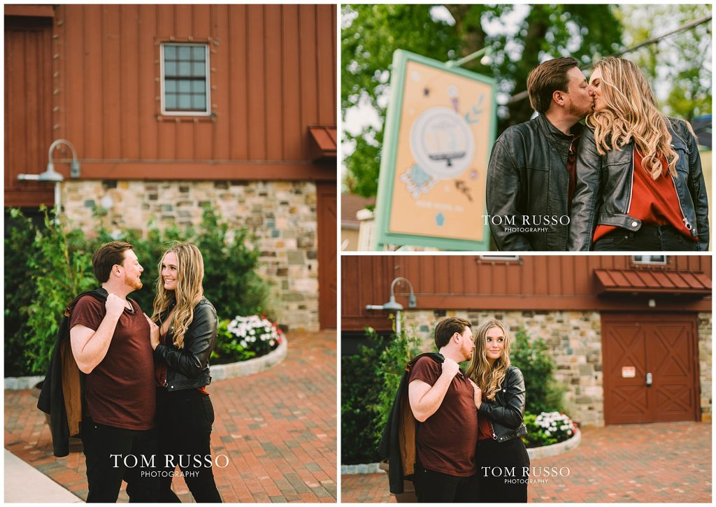Sam & Ryan Engagement Session New Hope PA 89