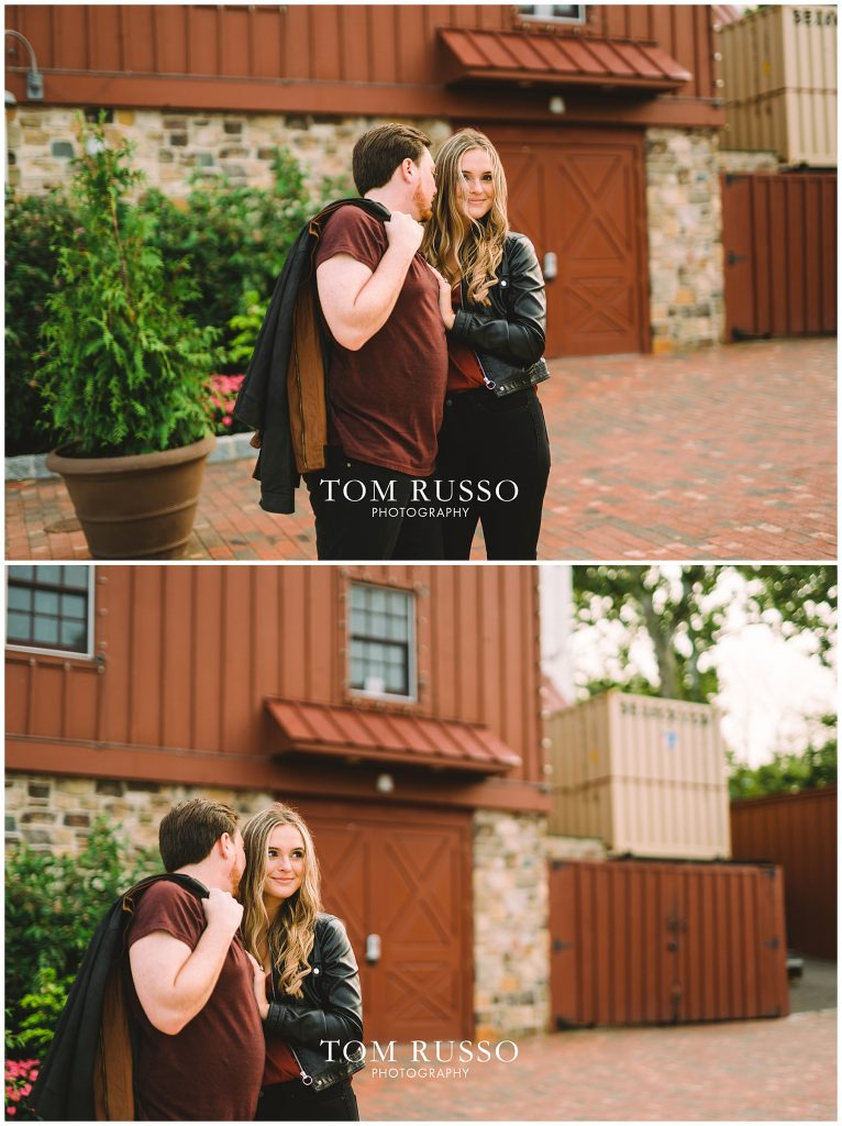 Sam & Ryan Engagement Session New Hope PA 90