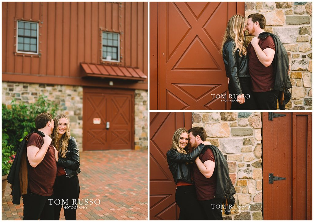 Sam & Ryan Engagement Session New Hope PA 91