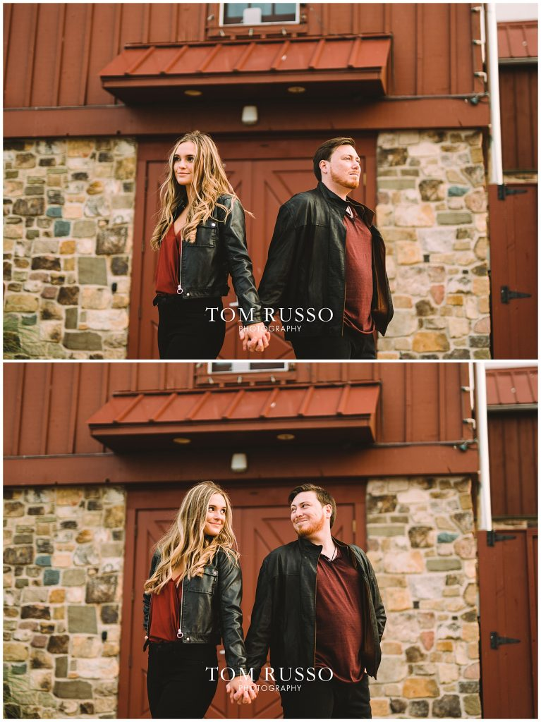 Sam & Ryan Engagement Session New Hope PA 92