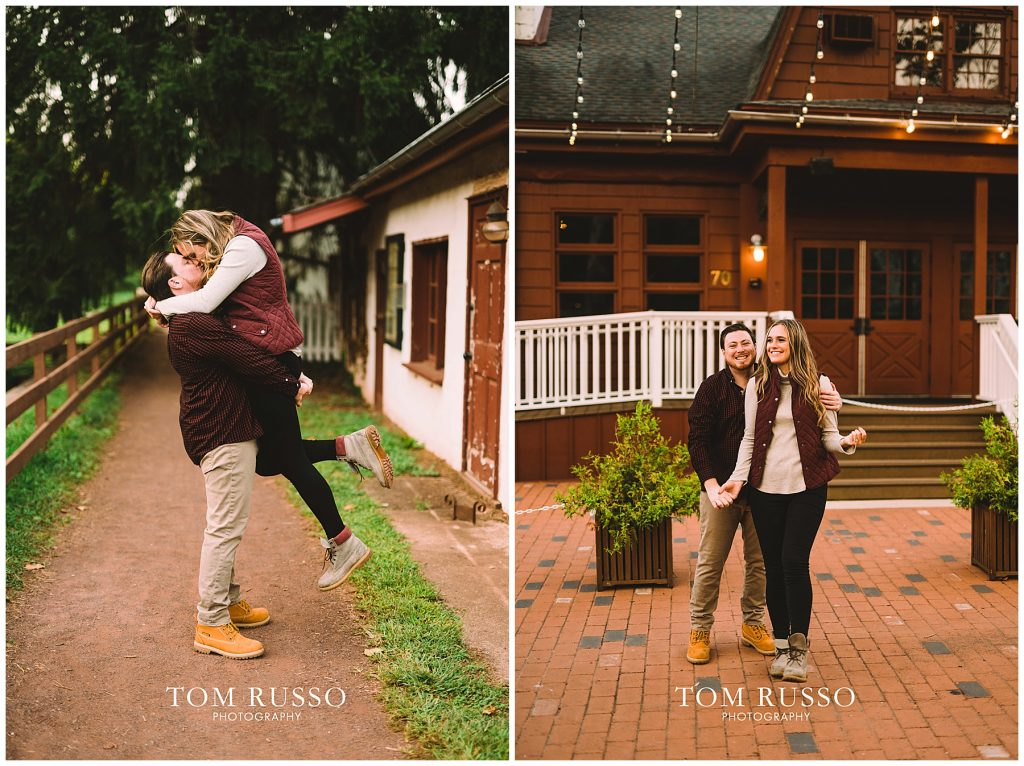 Sam & Ryan Engagement Session New Hope PA 97