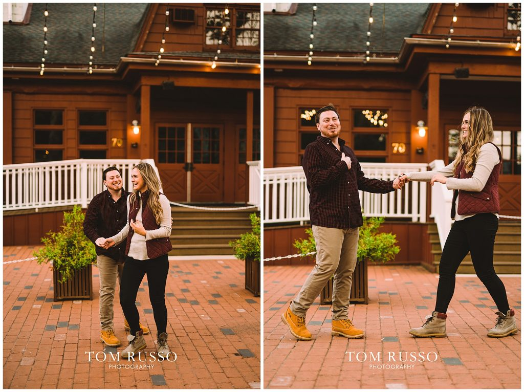 Sam & Ryan Engagement Session New Hope PA 98