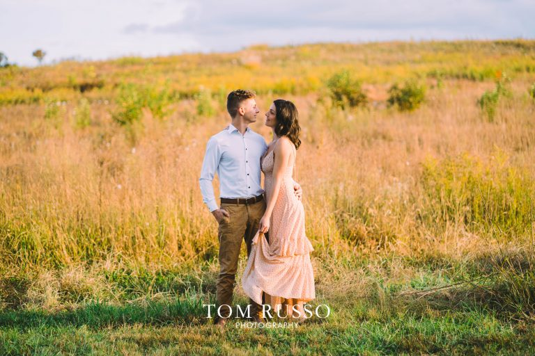 Engagement Session Valley Forge PA