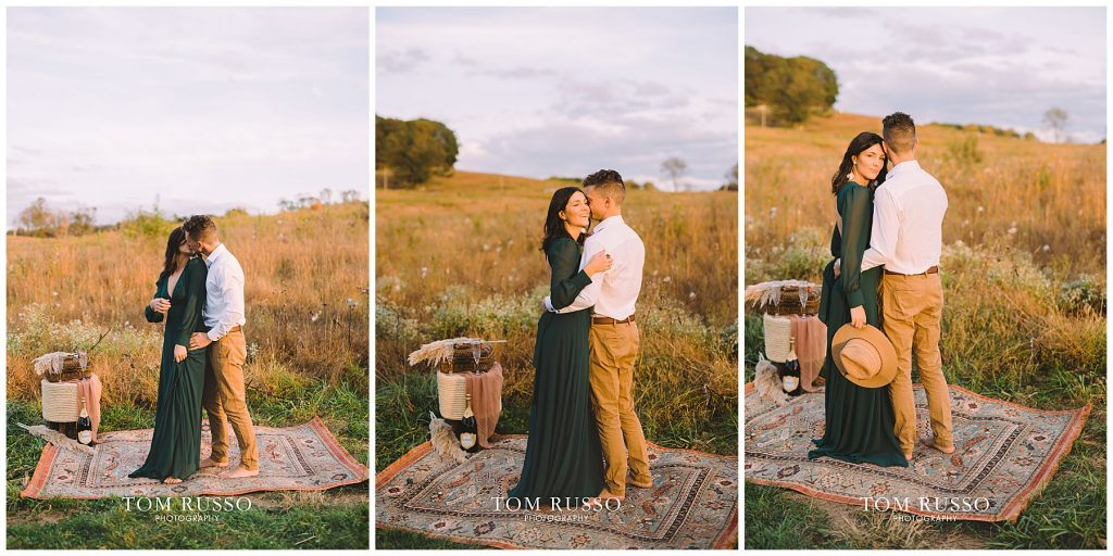 Andrea & Jacob Engagement Session Valley Forge PA 128