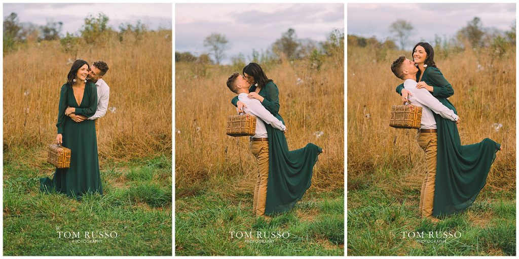 Andrea & Jacob Engagement Session Valley Forge PA 139