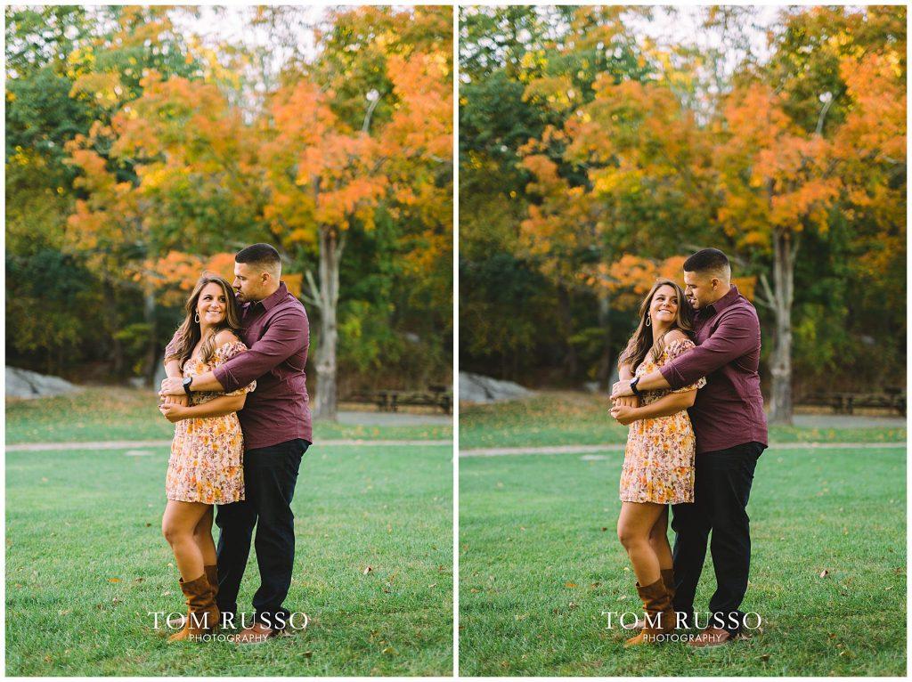 Danielle & Paul Engagement Session Kinnelon NJ 81